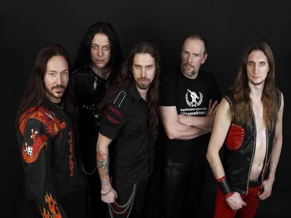 HAMMERFALL heavt metal album cover    f wallpaper