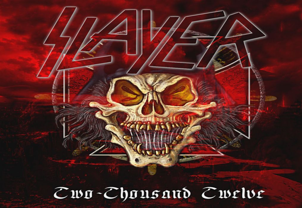 SLAYER death metal heavy album art cover dark     g wallpaper