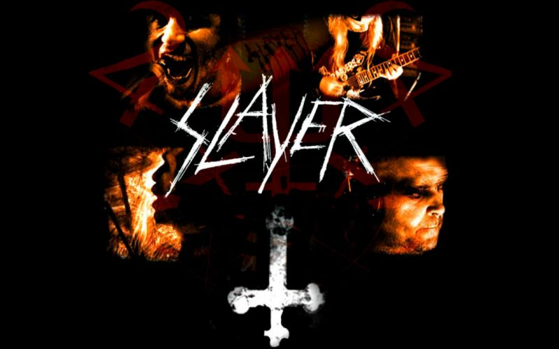 SLAYER death metal heavy album art cover dark h wallpaper