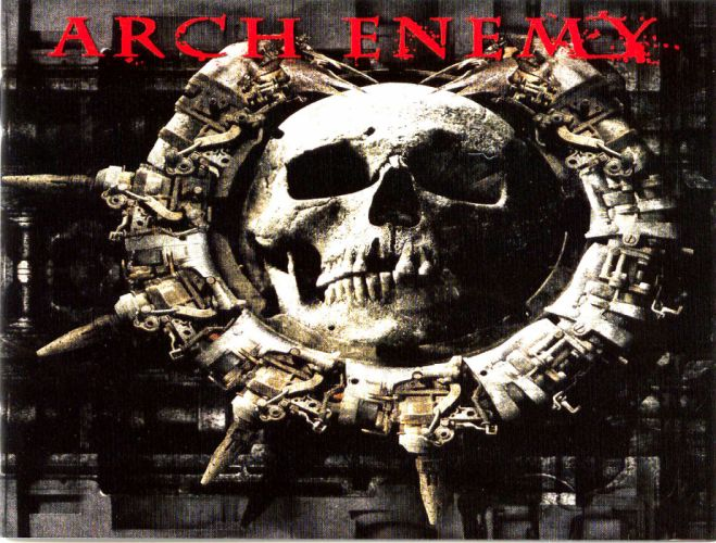 ARCH ENEMY technical power death metal heavy album art cover dark h wallpaper
