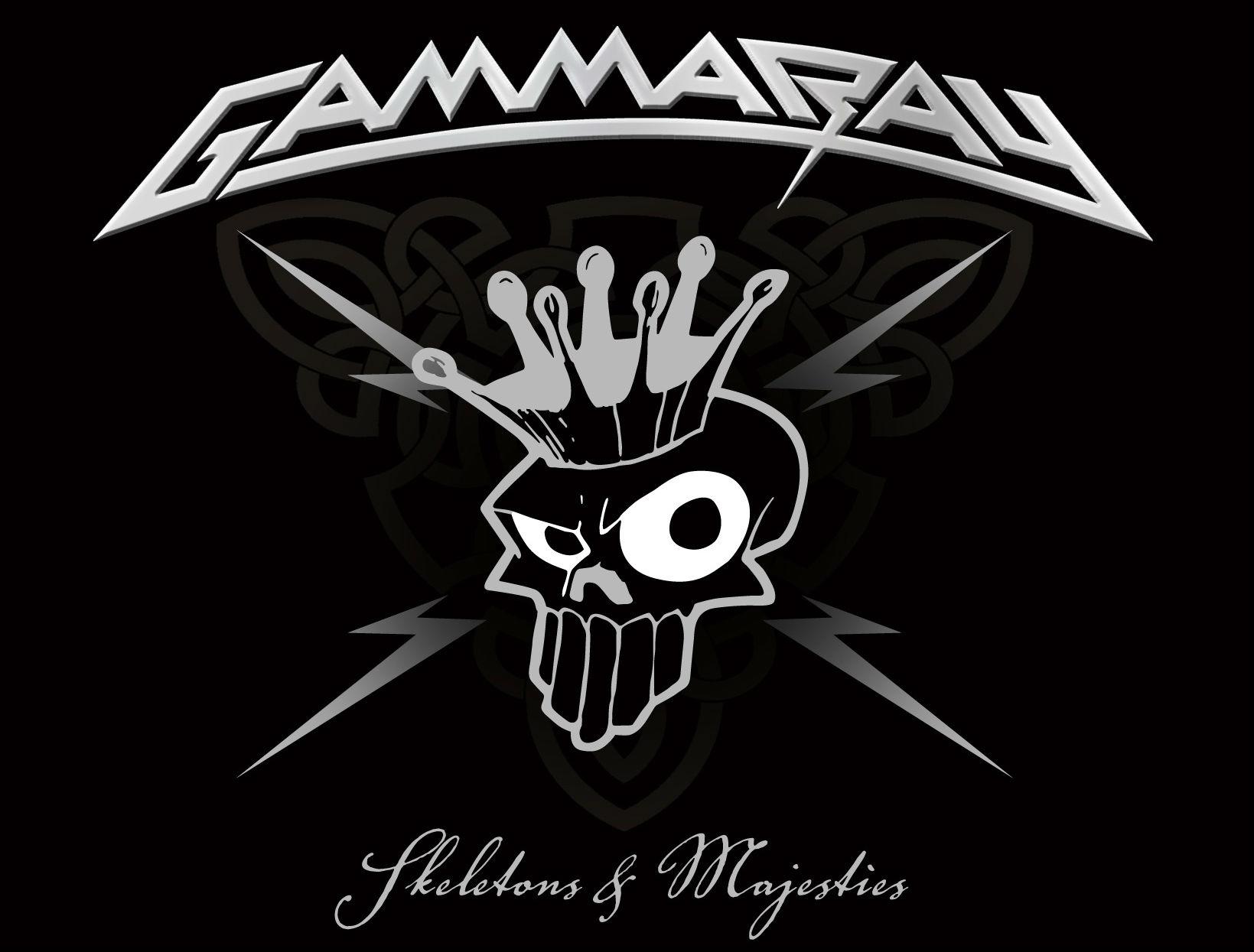 Gamma Ray Power Metal Heavy Album Art Cover Dark He Wallpaper