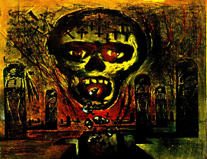 SLAYER death metal heavy album art cover dark g wallpaper ...