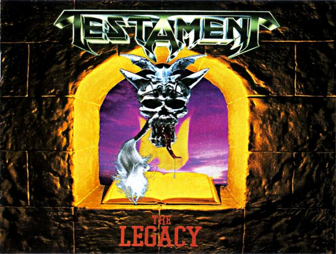 TESTAMENT thrash metal heavy album art cover dark h wallpaper
