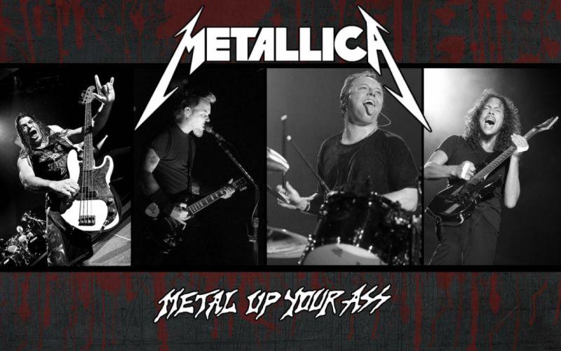 METALLICA thrash metal heavy album cover art g wallpaper