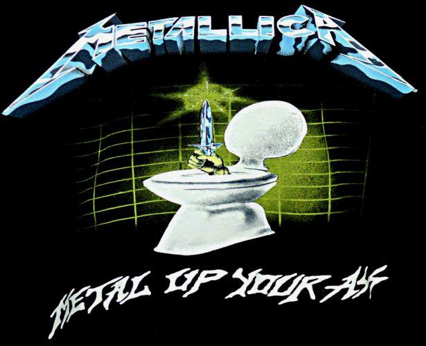 METALLICA thrash metal heavy album cover art gs wallpaper
