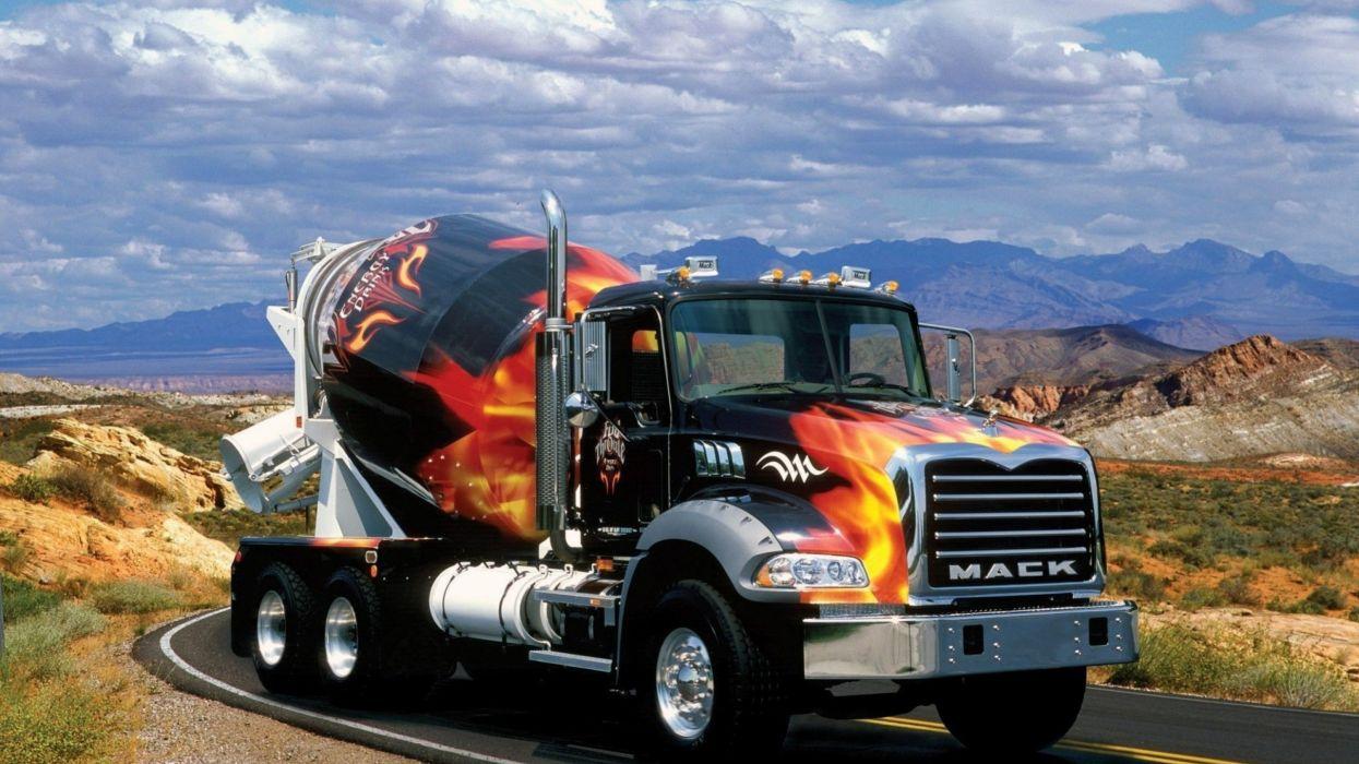 Mack Truck wallpaper