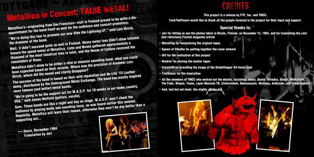 METALLICA thrash metal heavy album cover art poster posters ei wallpaper