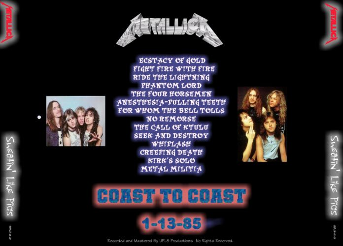 METALLICA thrash metal heavy album cover art poster posters eb wallpaper