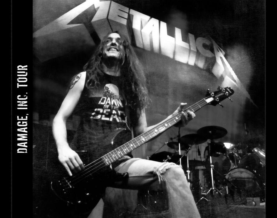 METALLICA thrash metal heavy album cover art poster posters concert concerts guitar guitars    fx wallpaper