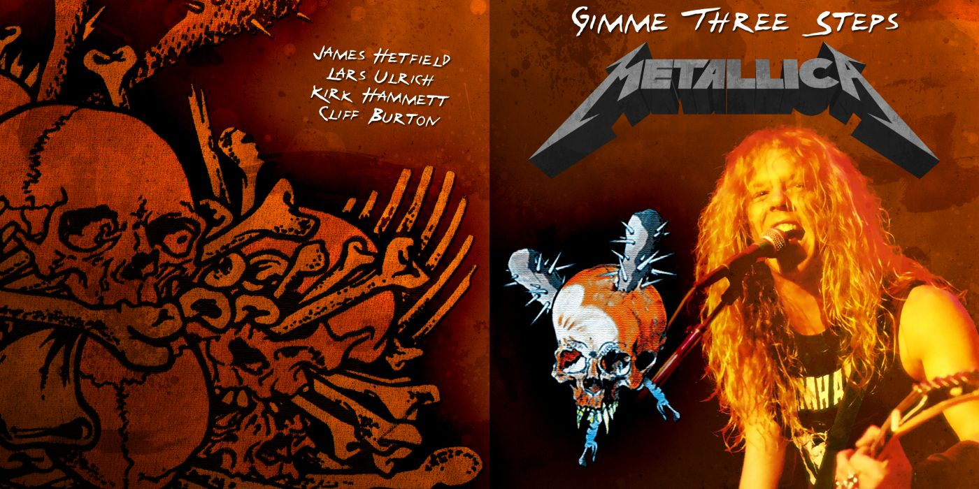 metallica thrash metal heavy album cover art poster posters concert concerts guitar guitars dark. Black Bedroom Furniture Sets. Home Design Ideas