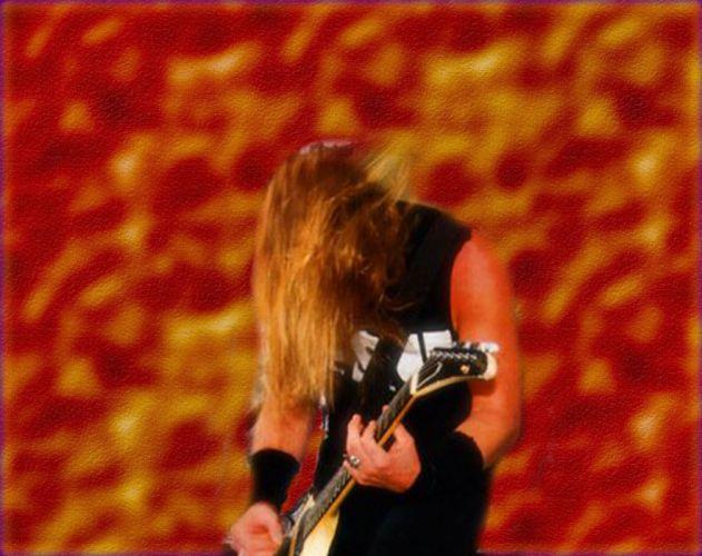 METALLICA thrash metal heavy album cover art guitar guitars wallpaper