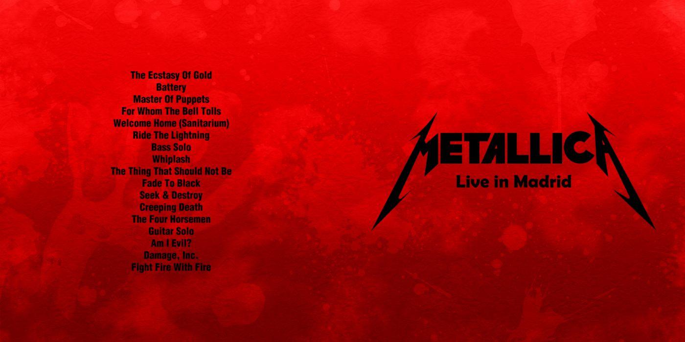 METALLICA thrash metal heavy album cover art poster posters       d wallpaper