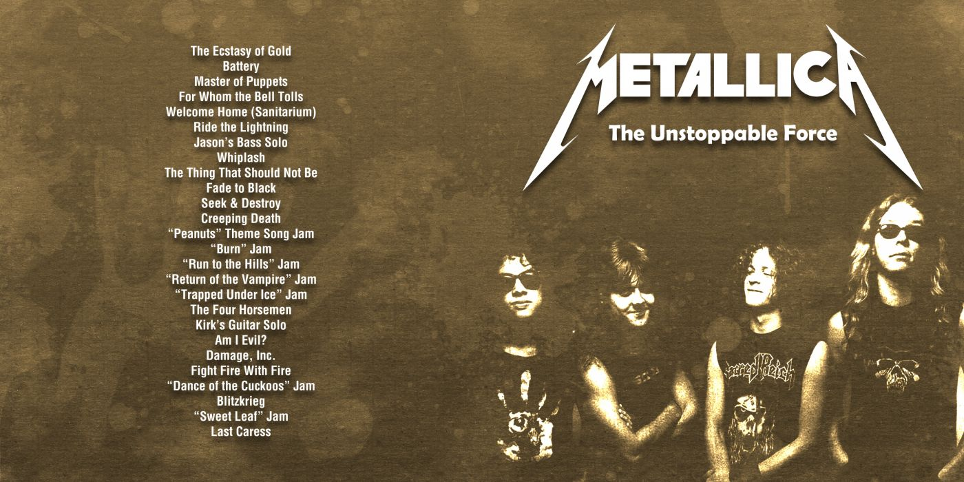 METALLICA thrash metal heavy album cover art poster posters    dg wallpaper