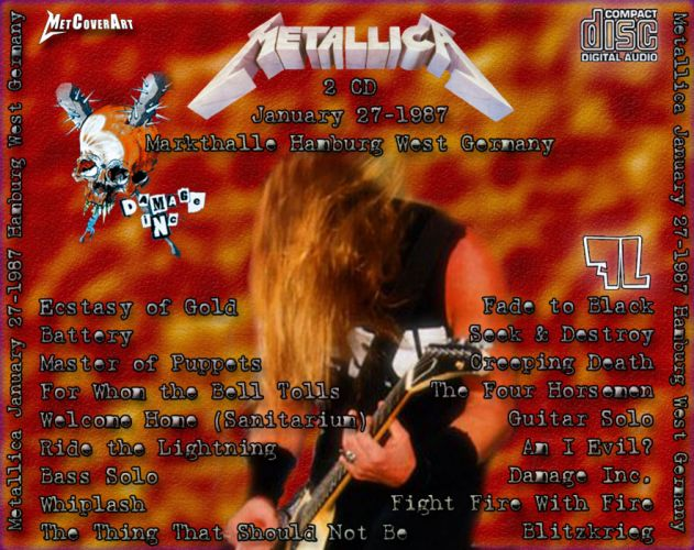 METALLICA thrash metal heavy album cover art poster posters concert concerts guitars guitar dx wallpaper