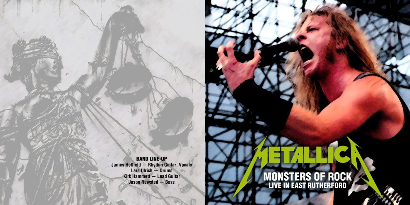 METALLICA thrash metal heavy album cover art poster posters concert concerts microphone ge wallpaper