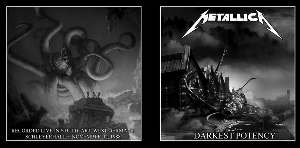 METALLICA thrash metal heavy album cover art posters poster dark skull skulls fantasy wallpaper