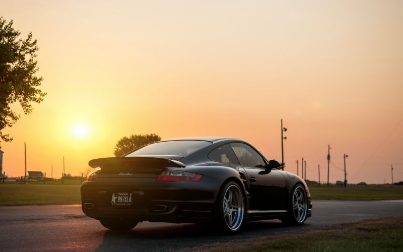 Porsche 911 Turbo 997 wallpaper