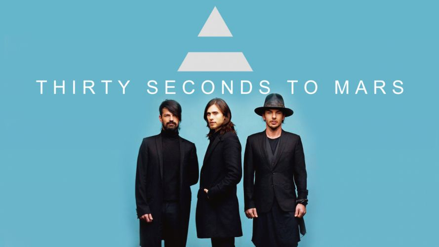 30 Seconds to Mars Jared Leto wallpaper