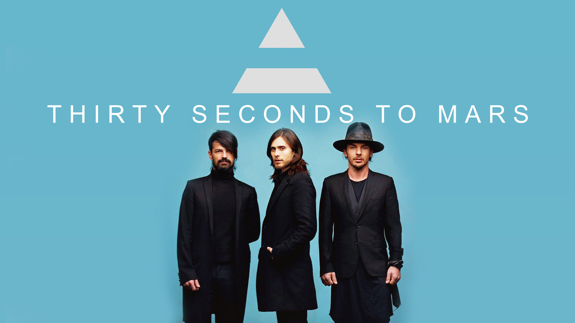 30 Seconds to Mars Jared Leto wallpaper | 1920x1080 ...
