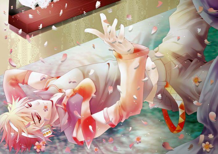 Vocaloid Hatsune Mikuo wallpaper