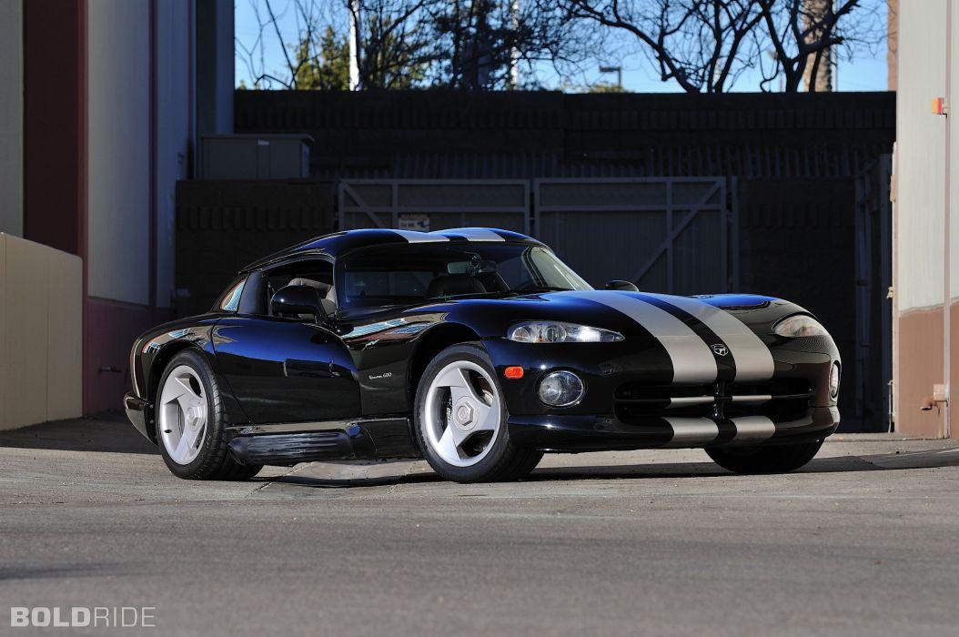 1995 Dodge Viper Hennessey Venom 600 supercar supercars wallpaper