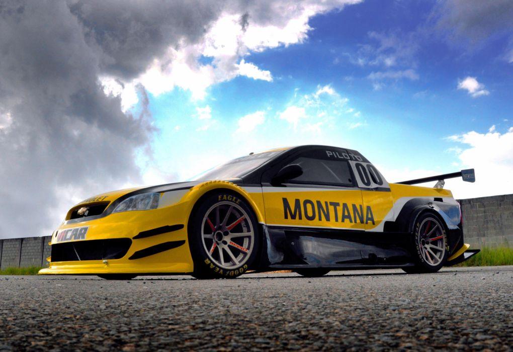 2010 Chevrolet Copa Montana supertruck truck hot rod rods race racing tuning   g wallpaper