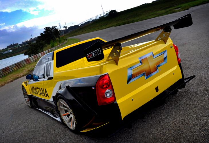 2010 Chevrolet Copa Montana supertruck truck hot rod rods race racing tuning wallpaper