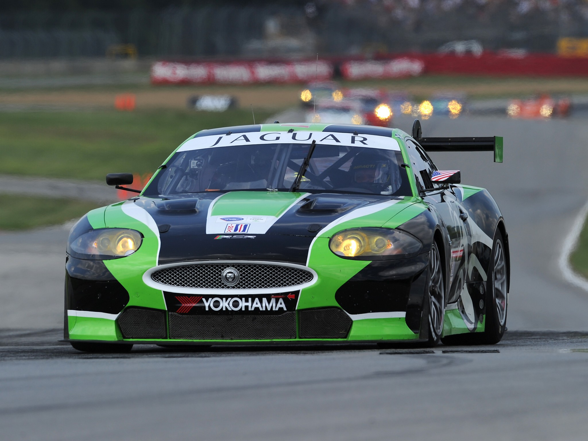 2010 Jaguar RSR XKR GT2 race racing supercar supercars tuning supercar supercars gs wallpaper ...