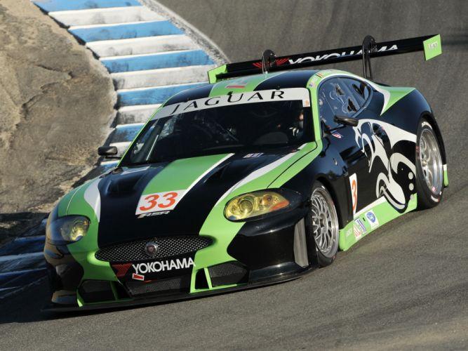 2010 Jaguar RSR XKR GT2 race racing supercar supercars tuning supercar supercars gd wallpaper