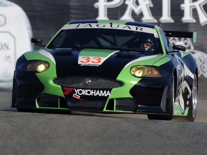 2010 Jaguar RSR XKR GT2 race racing supercar supercars tuning supercar supercars g wallpaper