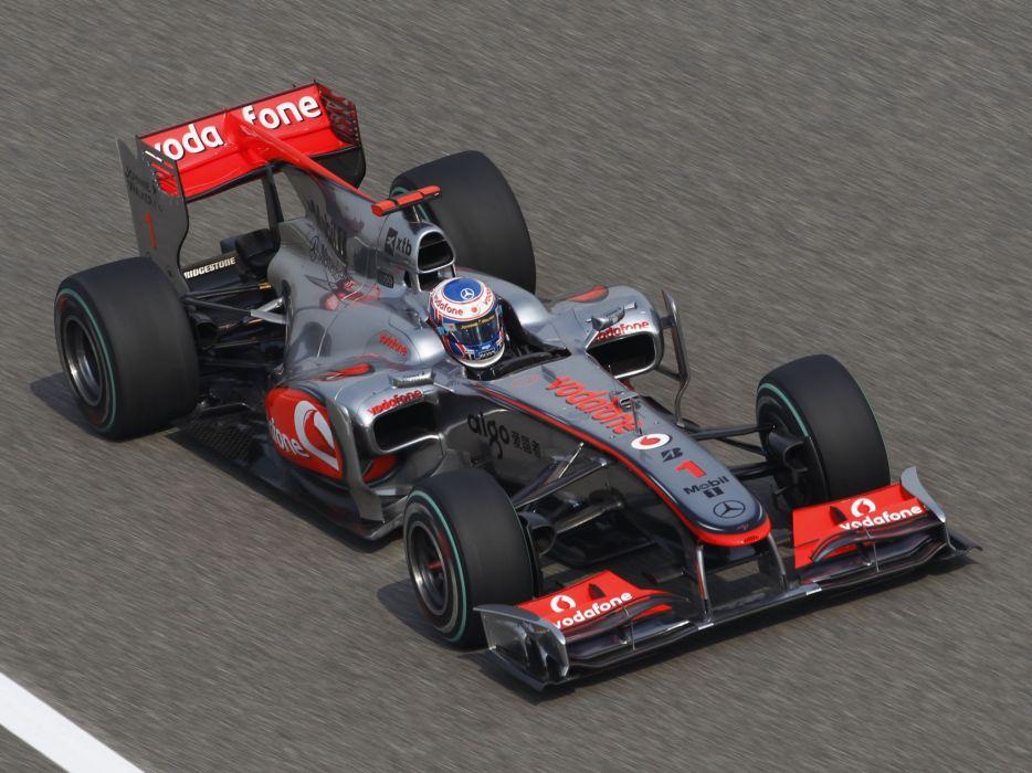 2010 McLaren Mercedes Benz MP4-25 formula-1 formula f-1 race racing one    hw wallpaper