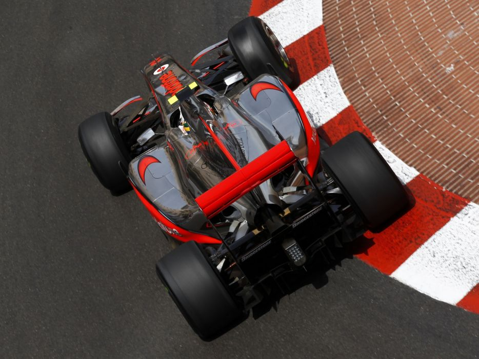 2010 McLaren Mercedes Benz MP4-25 formula-1 formula f-1 race racing one wheel wheels wallpaper