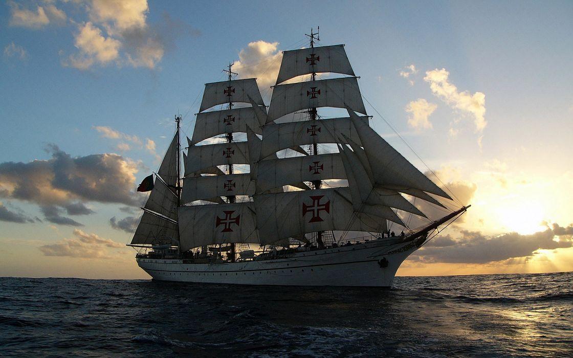 Sailing Ship Wallpaper 1680x1050 121293 Wallpaperup