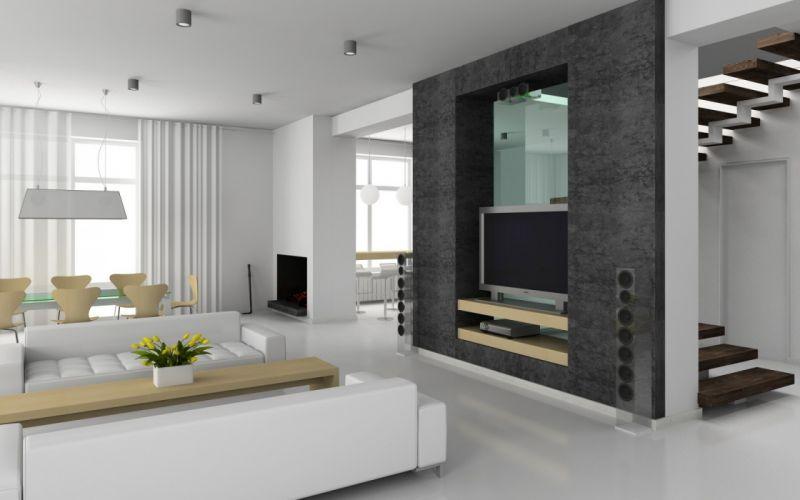 Architecture Interior Apartment wallpaper