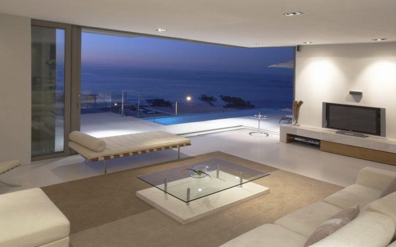 Architecture Interior Living Room wallpaper