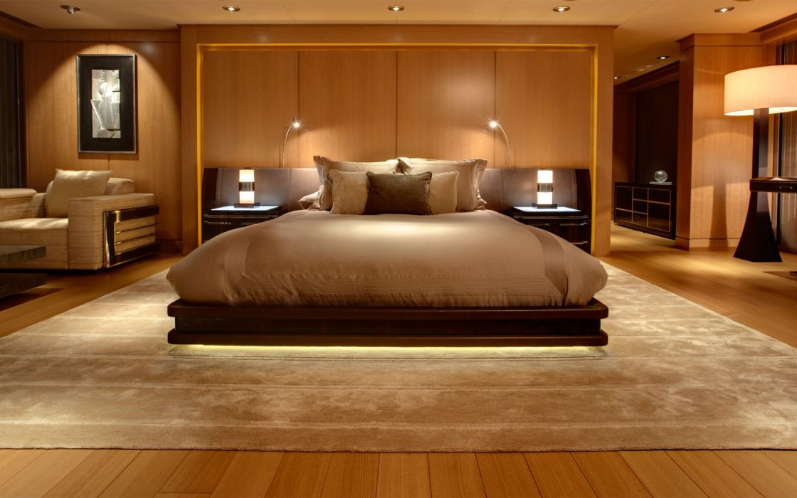 Architecture Interior Bedroom wallpaper