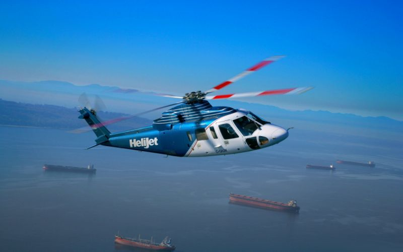 Commercial aircraft Helicopter wallpaper