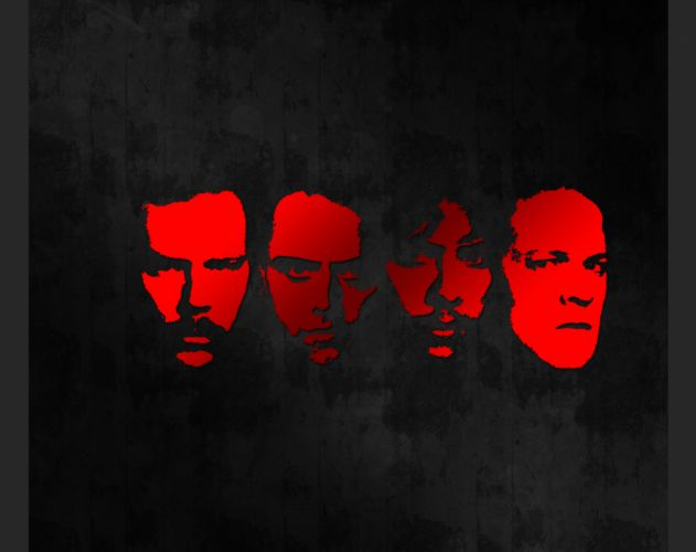 METALLICA thrash metal heavy album cover art rq wallpaper