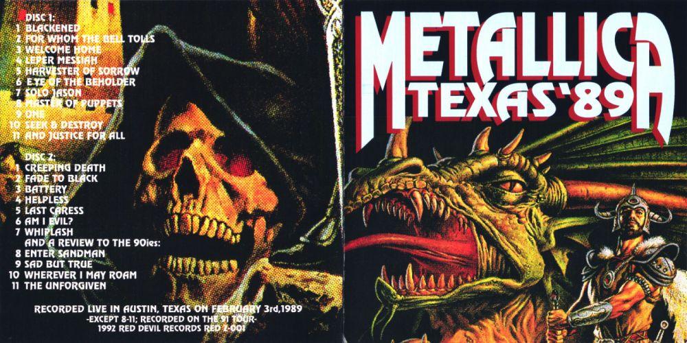 METALLICA thrash metal heavy album cover art dark fantasy dragon dragons skull skulls wallpaper