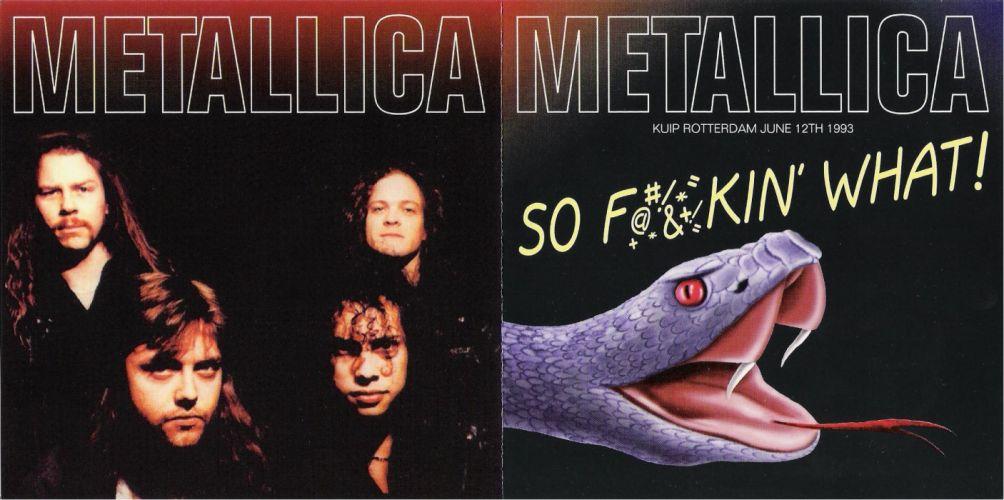 METALLICA thrash metal heavy album cover art dark sadic wallpaper