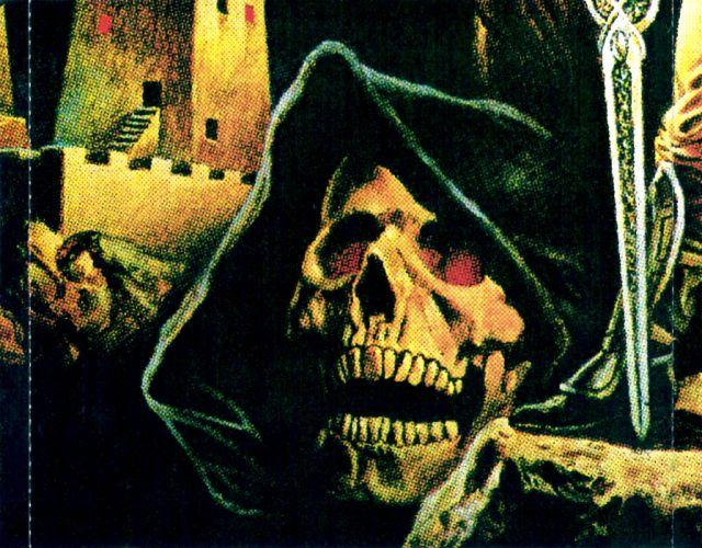 METALLICA thrash metal heavy album cover art dark skull skulls ge wallpaper