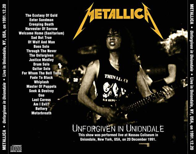 METALLICA thrash metal heavy album cover art poster posters concert concerts microphone guitar guitars dg wallpaper
