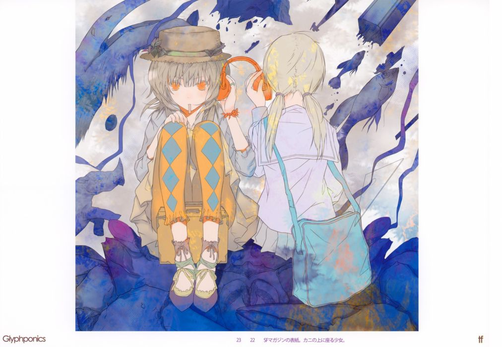 Fuyuno Haruaki original       j wallpaper
