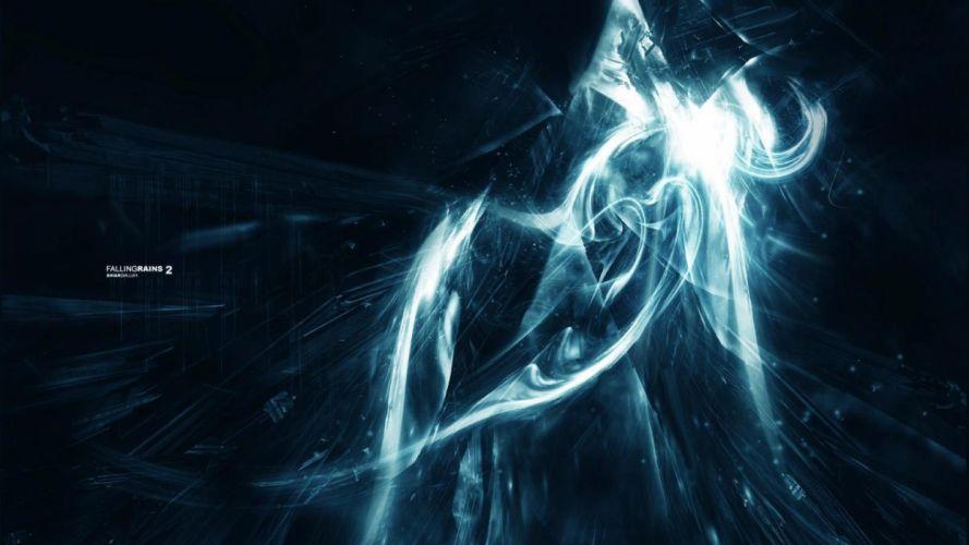 abstract fractal mood wallpaper