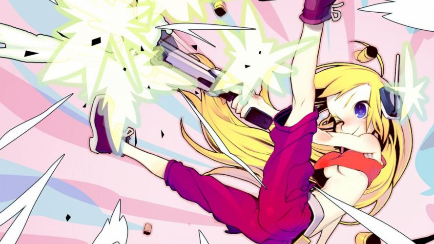 cave story anime weapons manga wallpaper