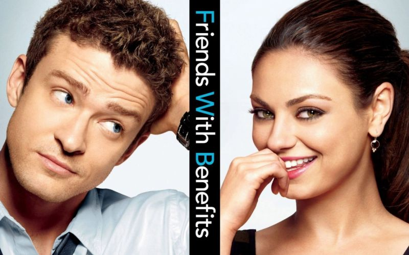 Friends With Benefits wallpaper