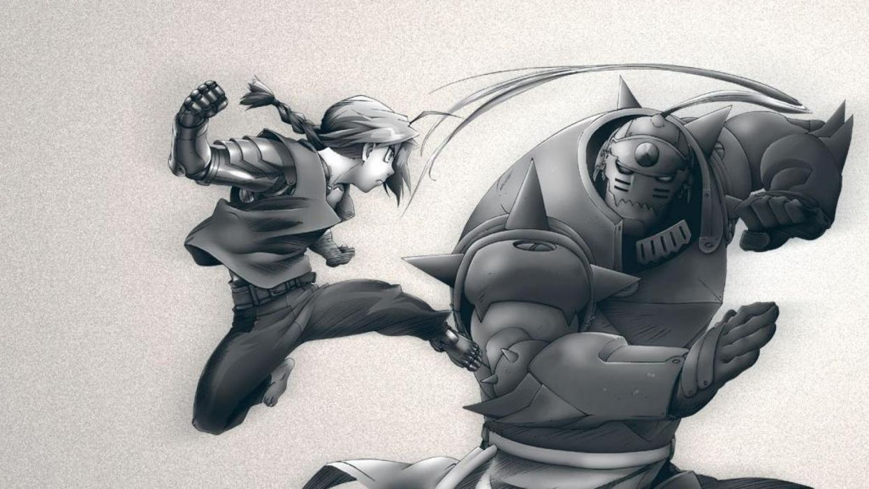 fullmetal alchemist artwork amazing anime manga wallpaper