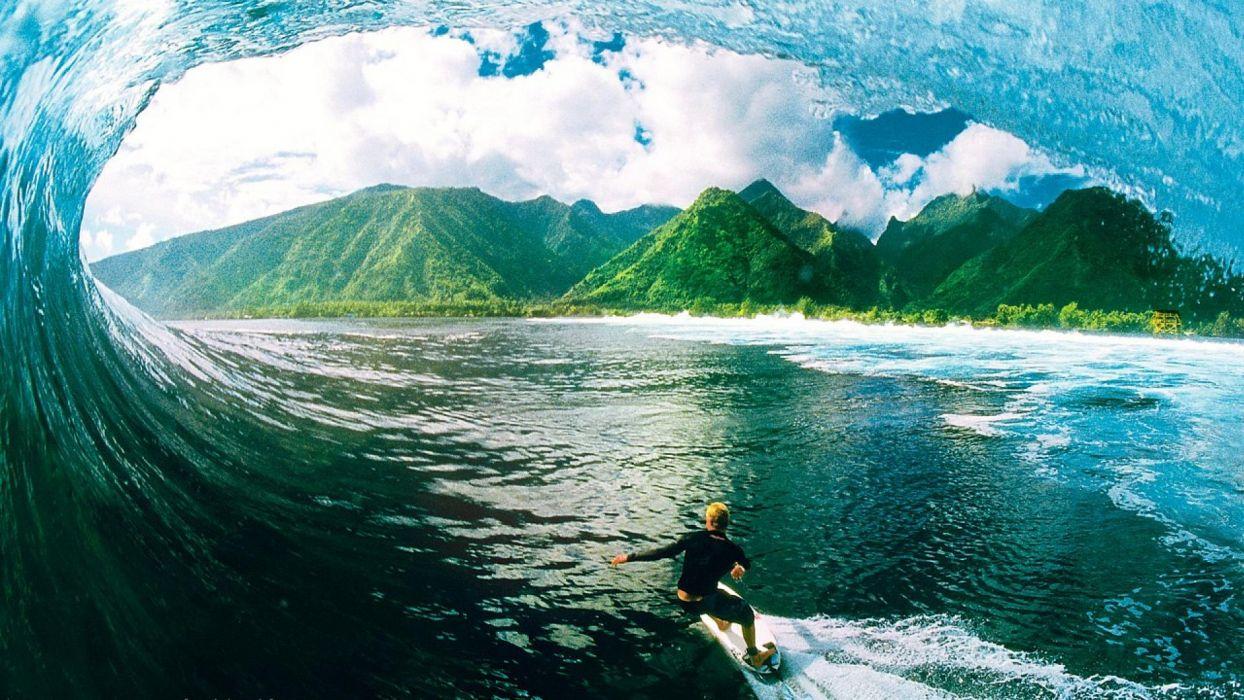 sport surfing wallpaper