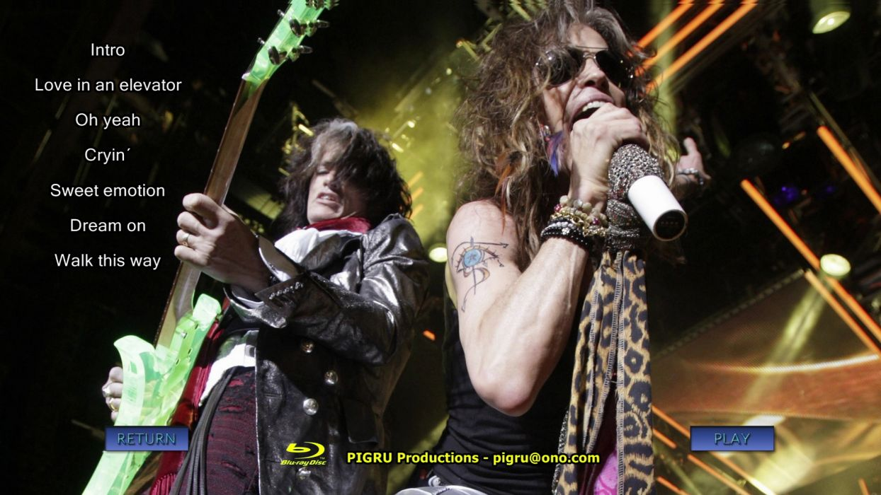 AEROSMITH hard rock heavy metal concert concerts        y wallpaper