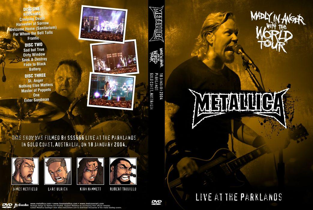 METALLICA thrash heavy metal         f wallpaper